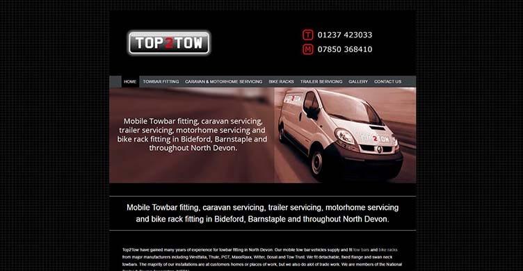 Website Design North Devon
